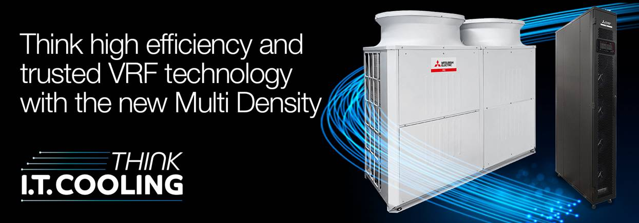 Think high efficiency and trusted VRF technology with the new Multi Density